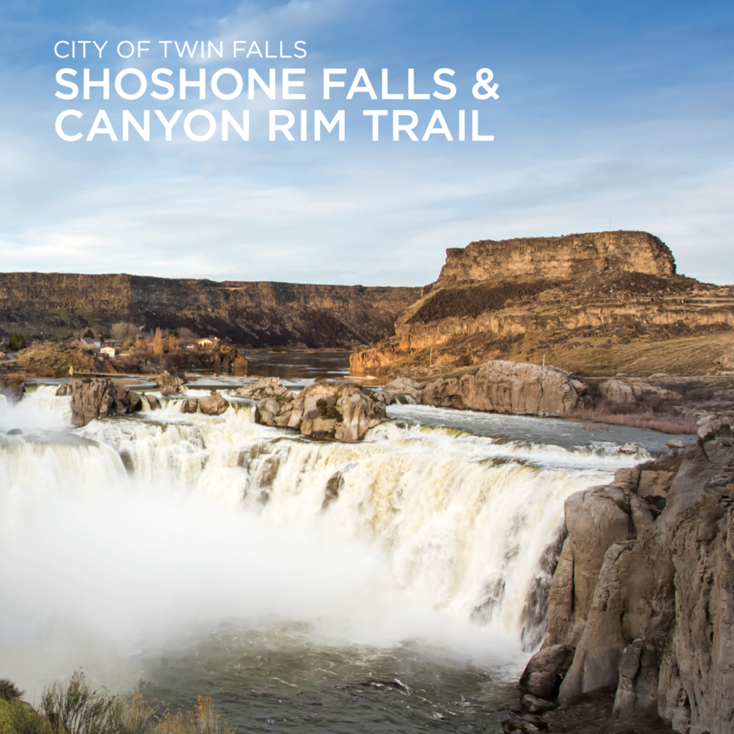 Canyon Rim Trail Guide