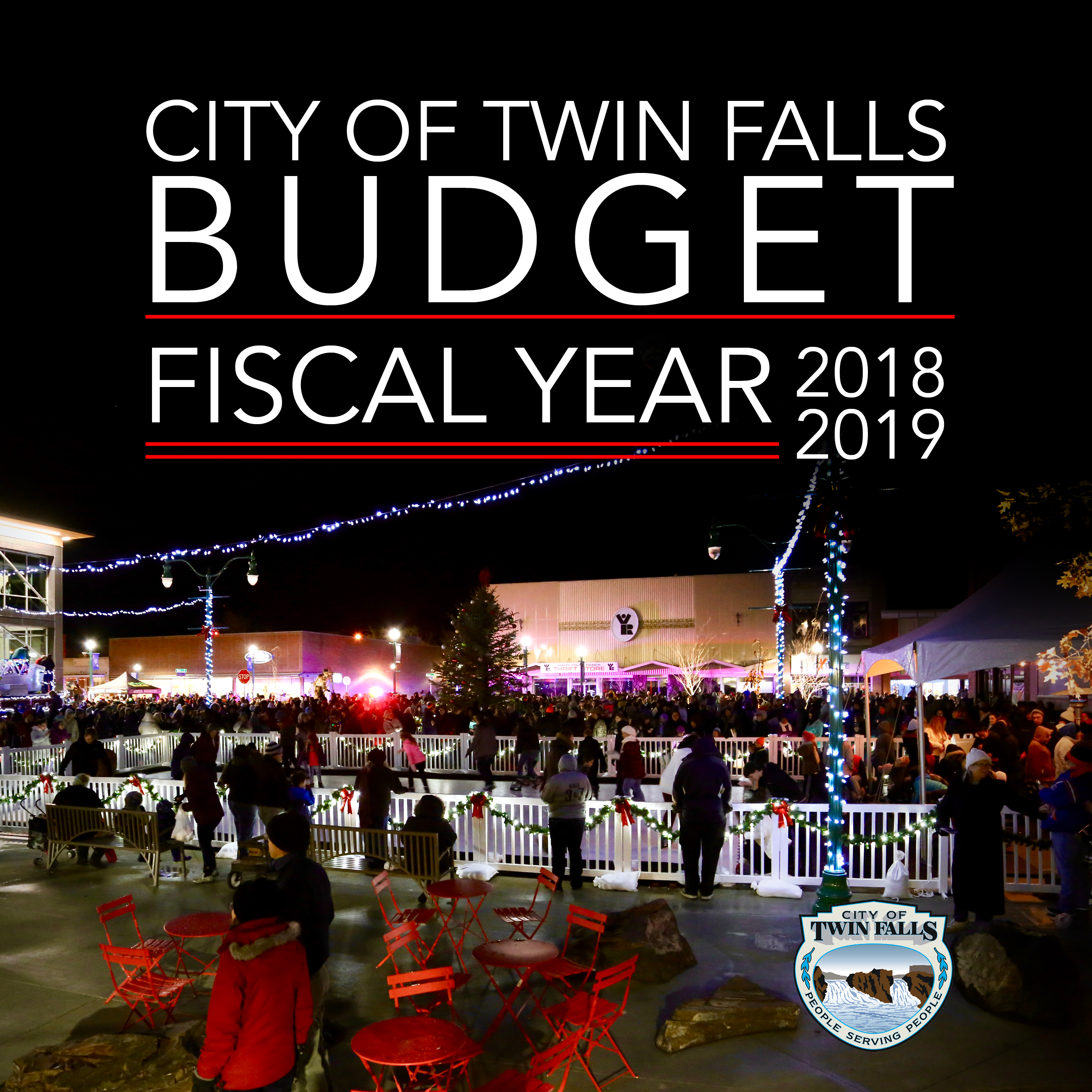 17b90fdd5 City of Twin Falls, Idaho Adopted Budget Fiscal Year 2018-2019