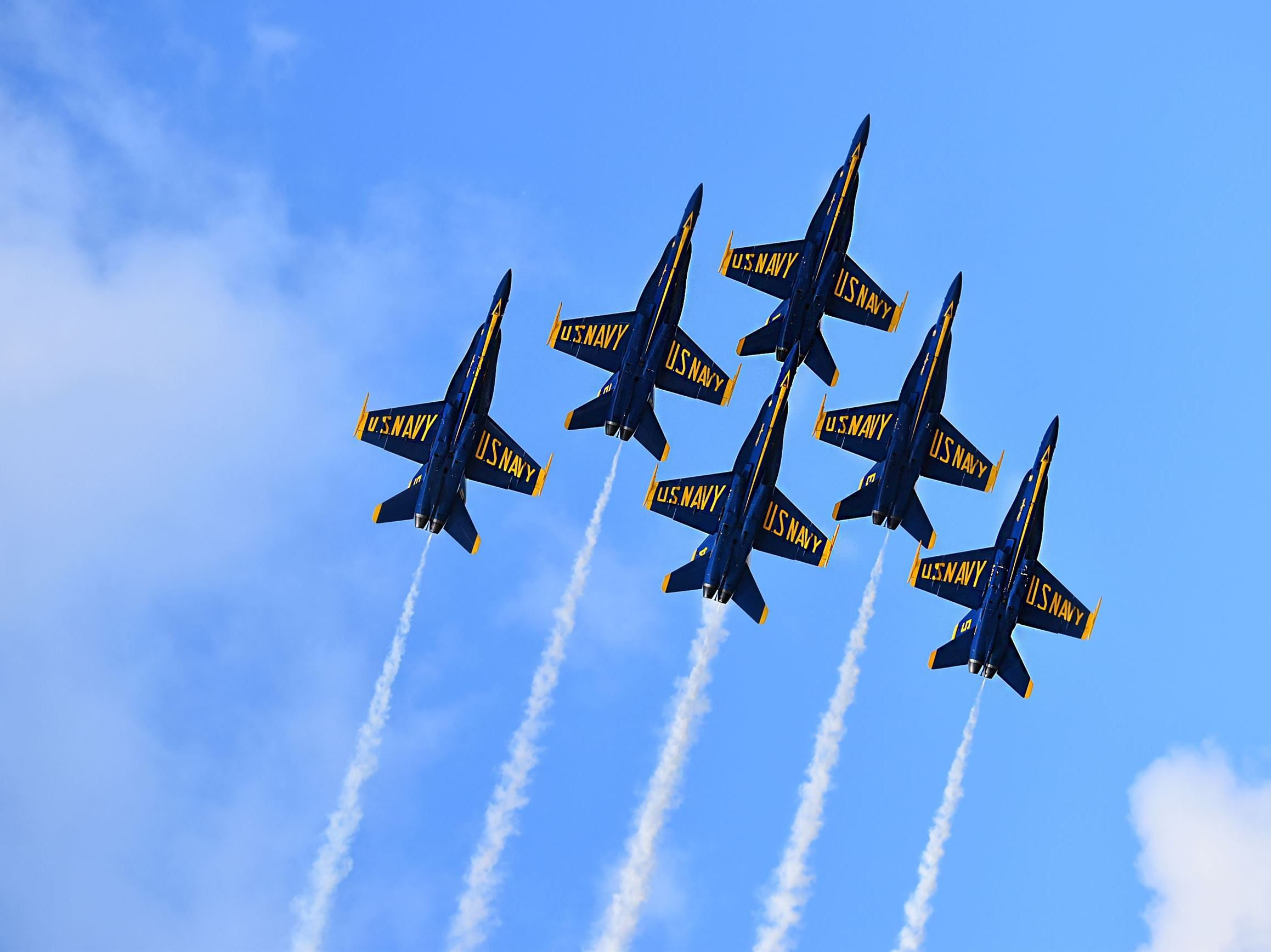 Blue Angels Air Show