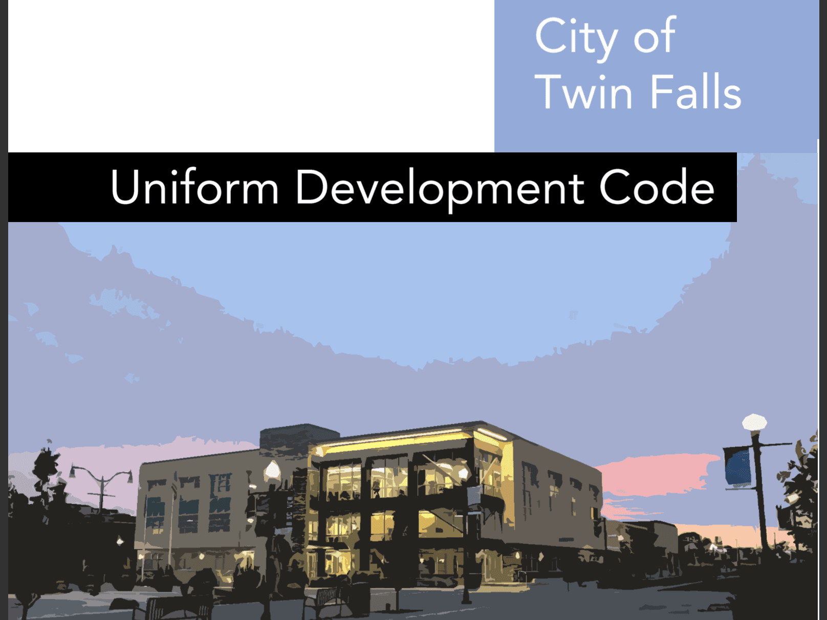 City Code Draft