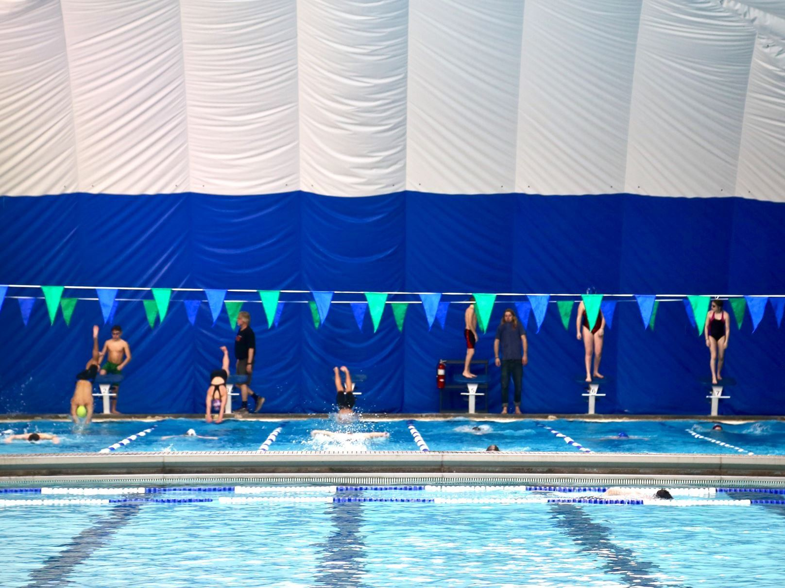 Twin Falls City Pool