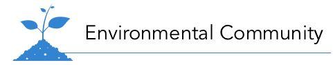 Environmental Community