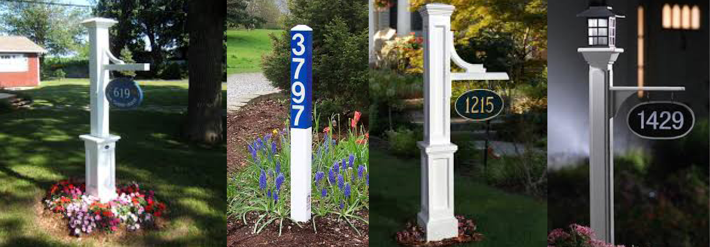 Entryway Signs