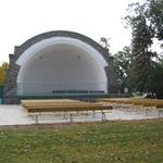 Front of Band Shell